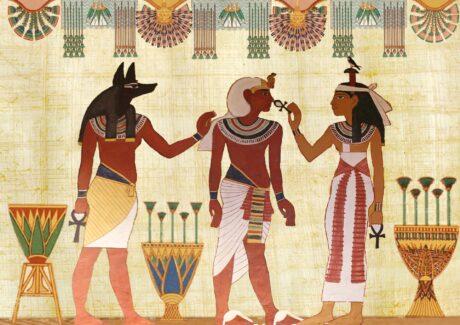 Ägyptisches Bild