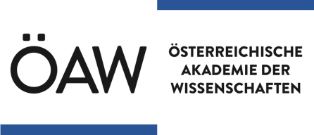 Logo ÖAW. Österreichische Akademie der Wissenschaften