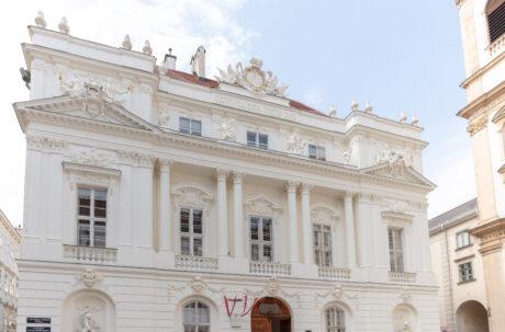 Gebäude der Österreischischen Akademie der Wissenschaften