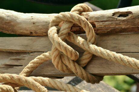 ein besonderer Knoten