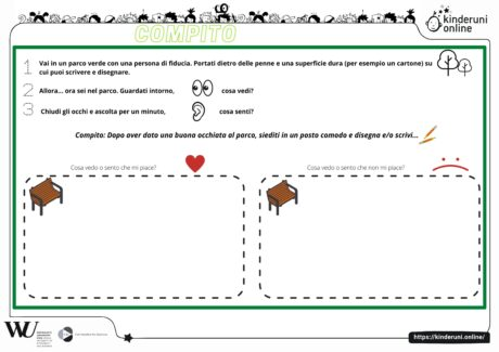 1. Aufgabe (italienisch)