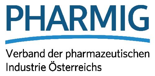 Logo Pharmig - Verband der pharmazeutischen Industrie Österreichs